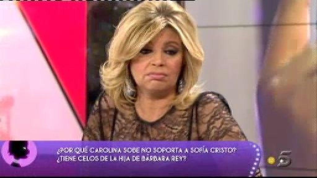 Carolina Sobe pide perdón a Nagore