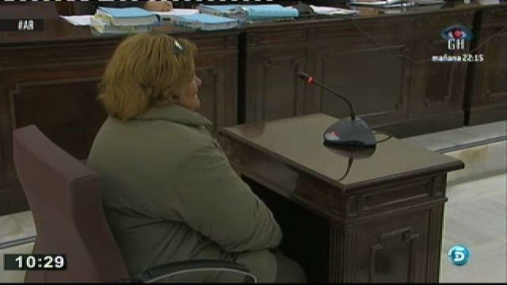 Isabel García será juzgada por un delito de falso testimonio