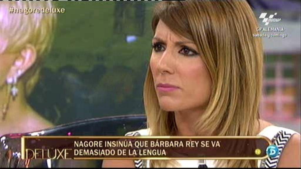 """Nagore: """"No estoy enamorada de Sofía"""""""