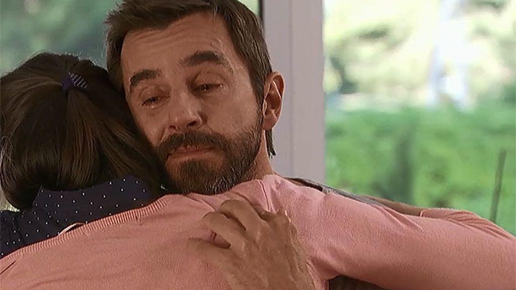"""Pablo, a Lola: """"Tengo tantas ganas de vivir que es imposible que me muera"""""""