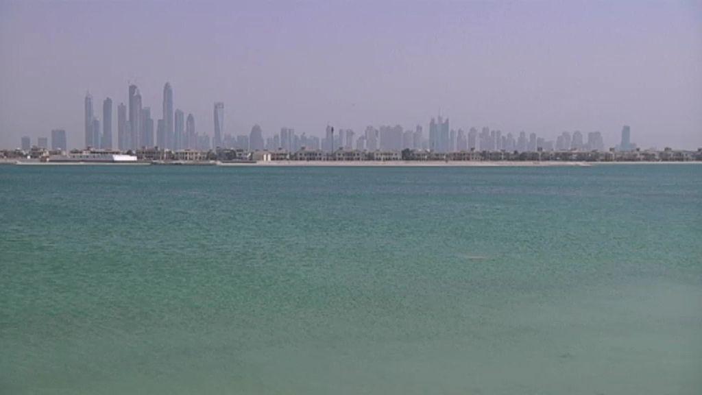Dubái, alta concentración de riqueza