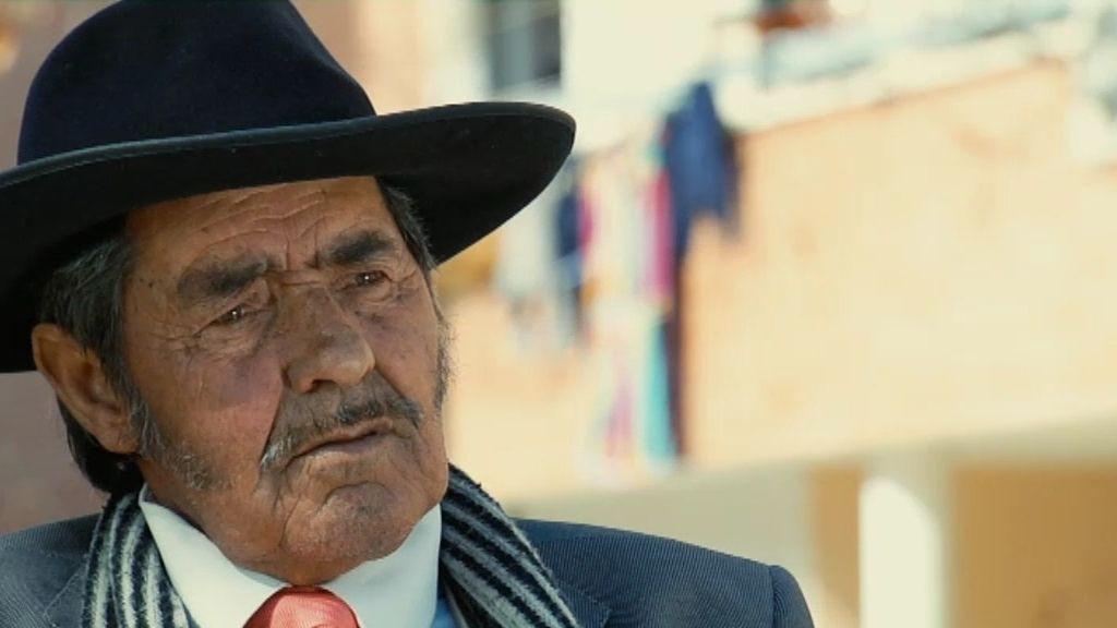 El Tío Félix, un gitano de respeto