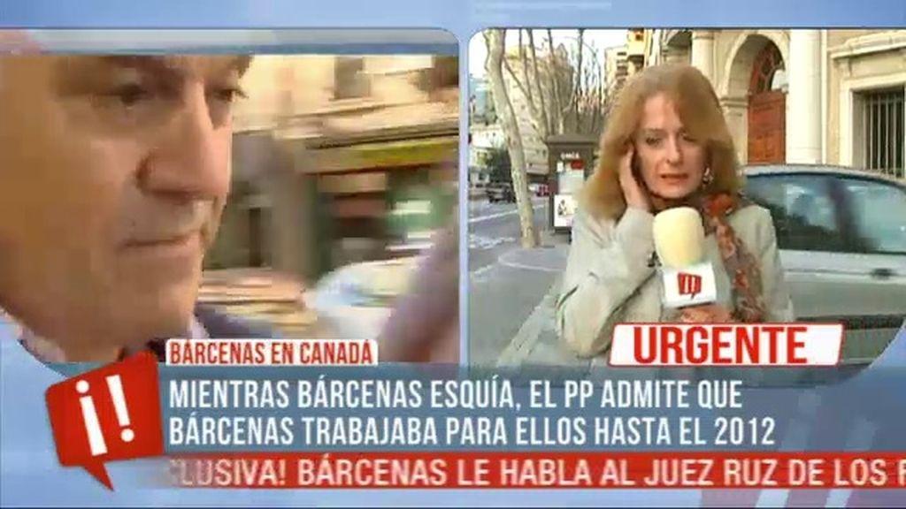El PP admite que seguía pagando a Bárcenas en diciembre de 2012