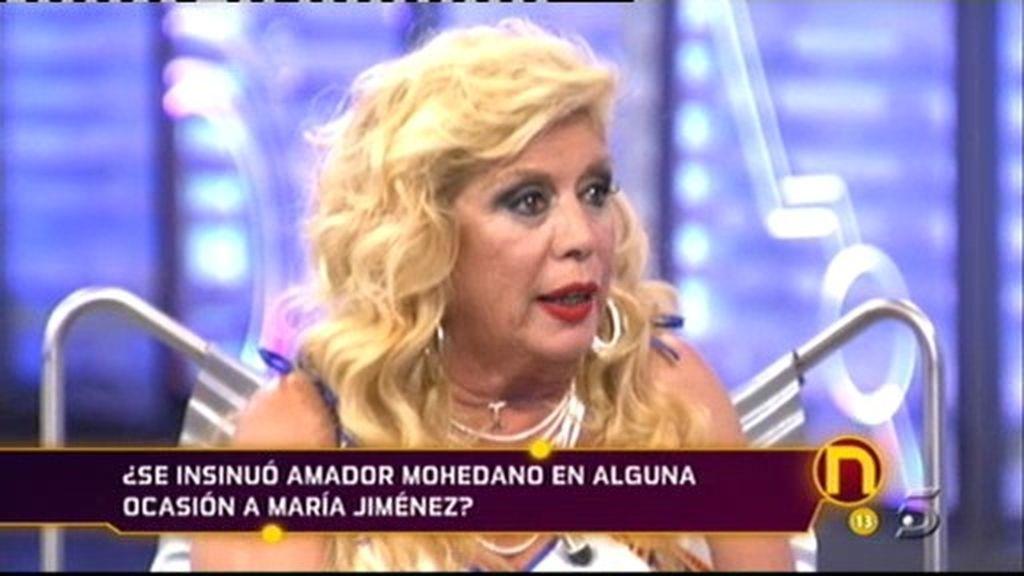"""""""Amador no era mujeriego"""""""