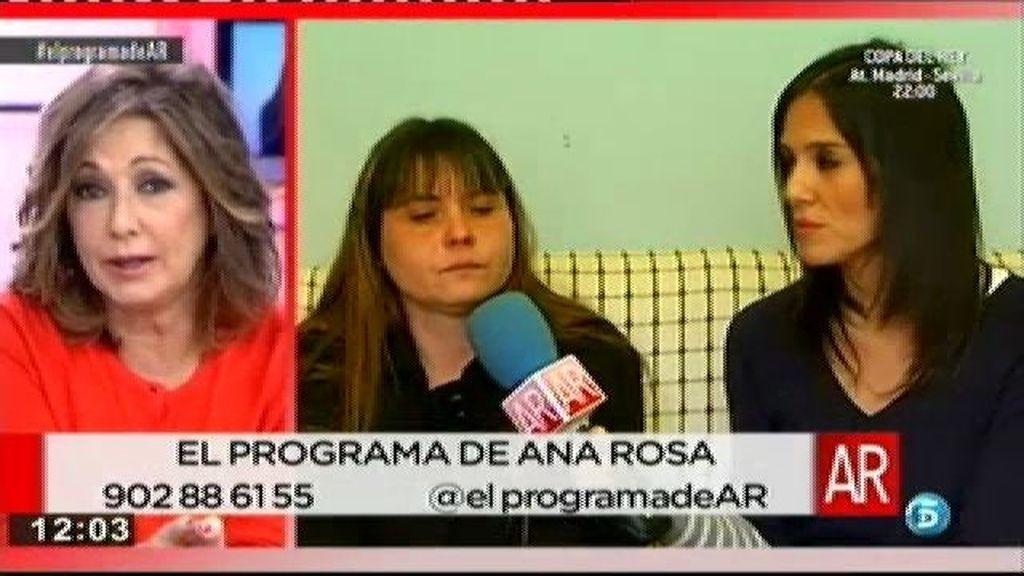 """Rosa: """"Si pago el alquiler no como y si como no pago el alquiler"""""""