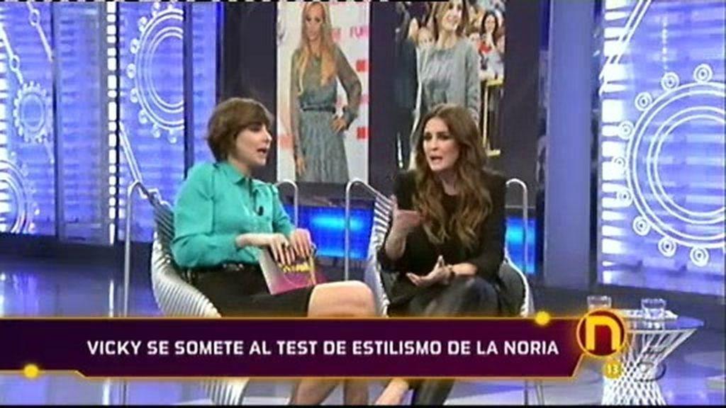 El test de Sandra Barneda