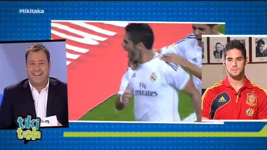 """Isco: """"Echaremos de menos a Özil, su salida nos ha dejado un mal sabor de boca"""""""
