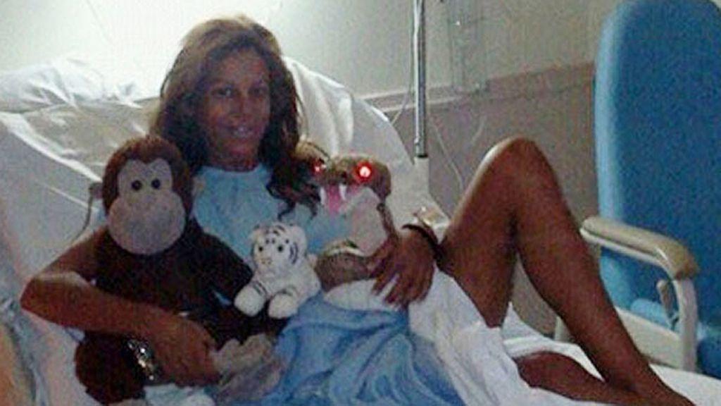 Sonia Monroy ya ha sido operada