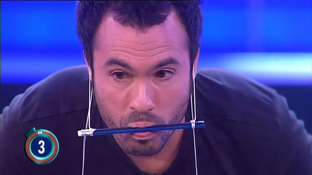 La pasión de Luis García... ¡los caramelos!