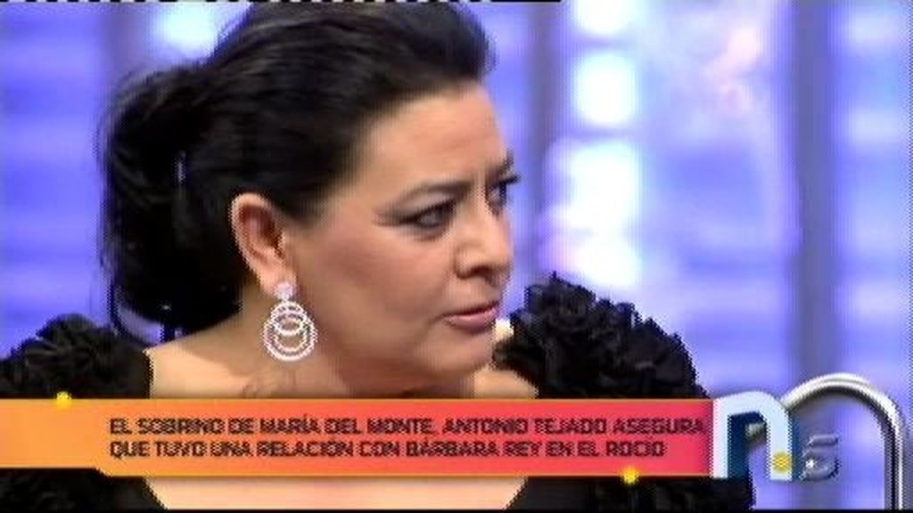"""""""No voy a permitir que Antonio Tejado diga que se ha acostado con Bárbara Rey en mi casa, porque no es cierto"""""""