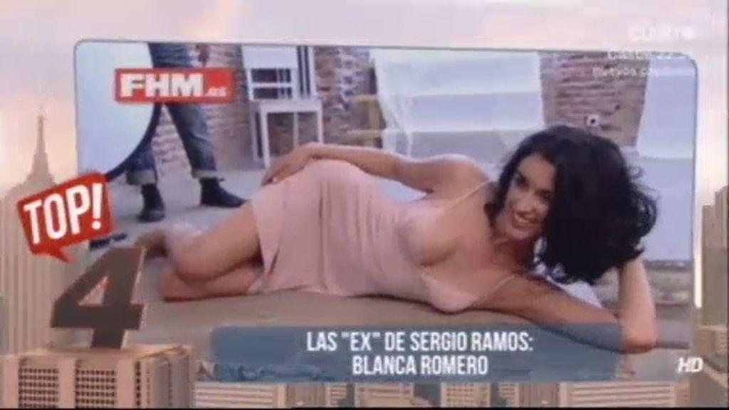 El ranking: Las 'ex' de Sergio Ramos