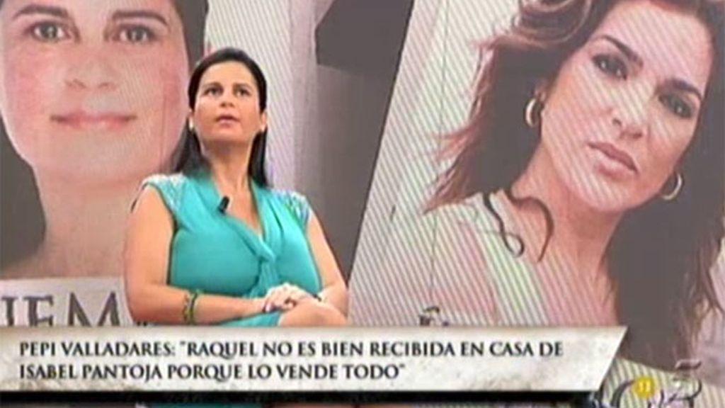 Pepi contra Raquel Bollo