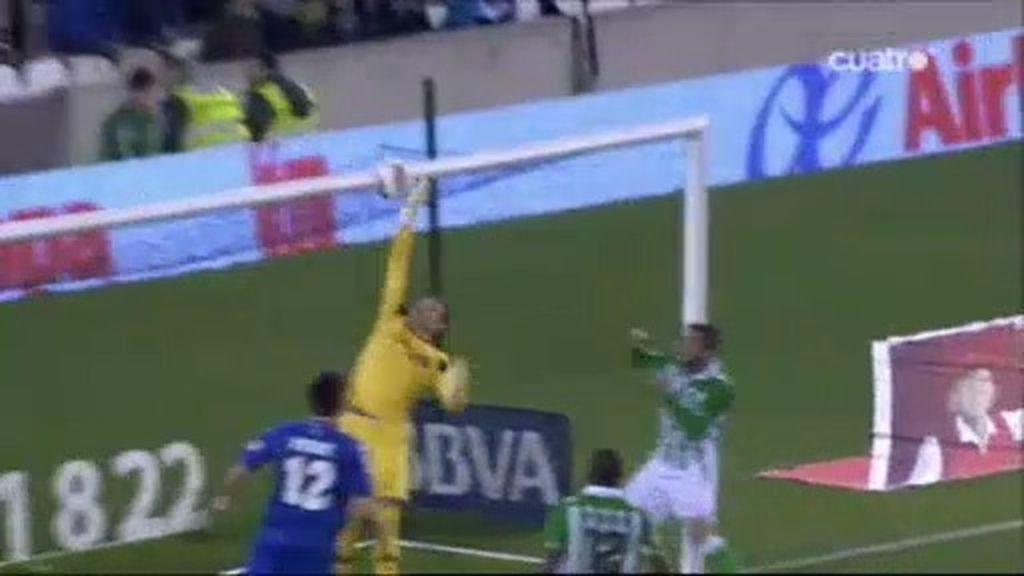 Pedro León quería marcar de gol olímpico