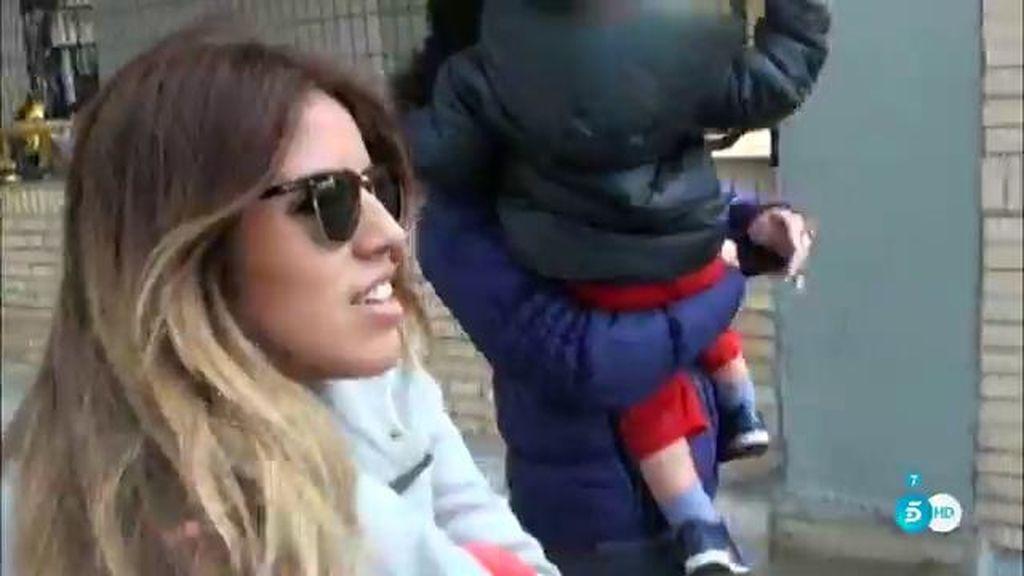 Chabelita niega haber discutido en 'Cantora' con su madre
