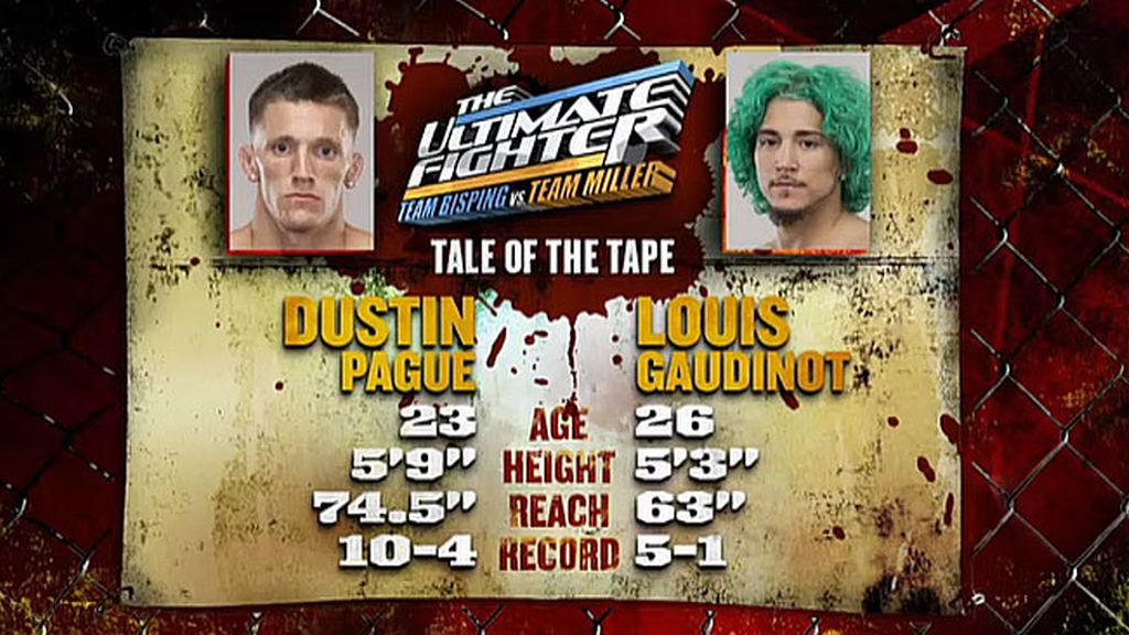 Dustin vs. Louis