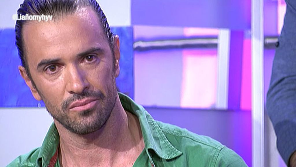 """Roberto: """"Estoy mal, me enseñaron a luchar por el amor y pensaba estar con ella siempre"""""""