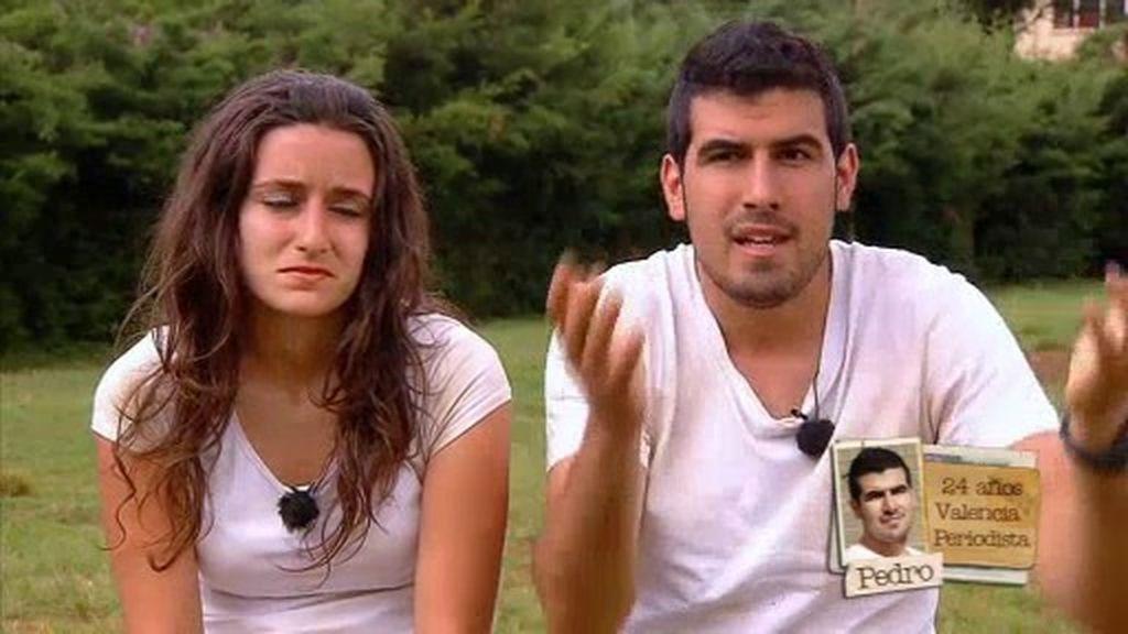 Las murcianas se ceban con Inés y Pedro