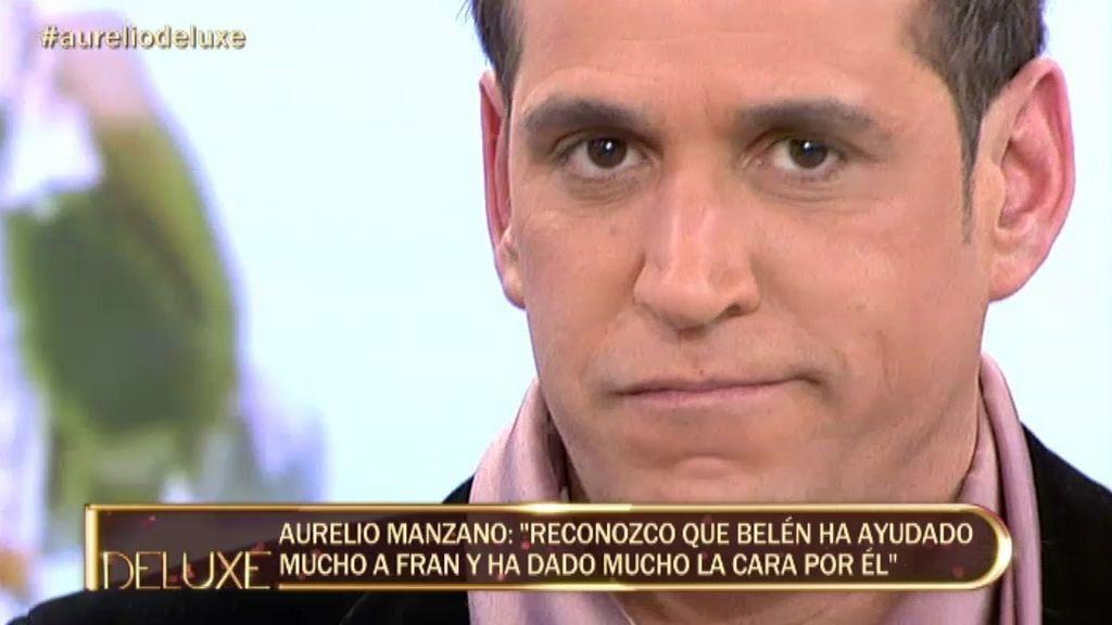 "Aurelio Manzano: ""Si he hecho daño a Belén, no me importa pedirle perdón"""