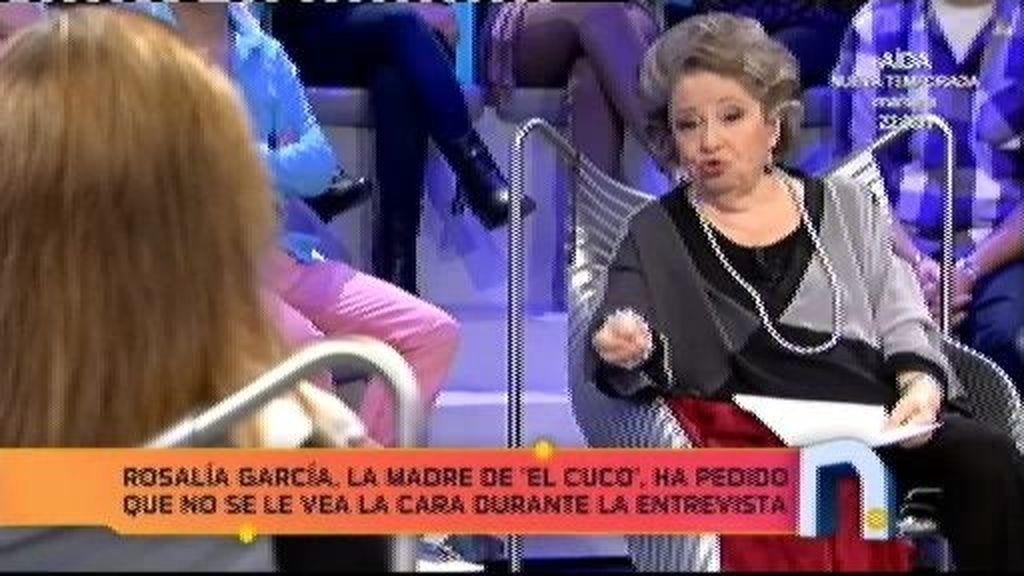 El temor de Rosalía García