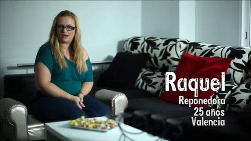 """Raquel Bordes: """"Soy muy llorona"""""""