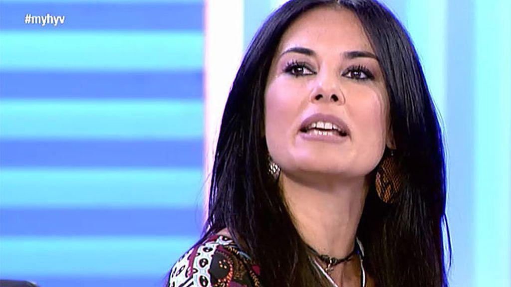 """Yolanda, a Luismi: """"¡Cállate enano!"""""""