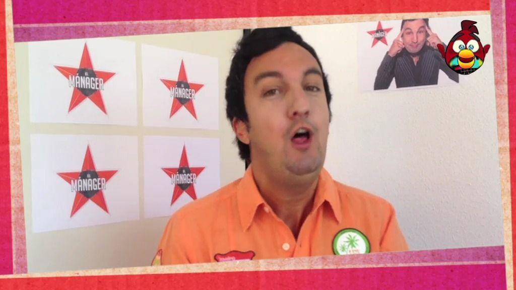 'El pájaro de la tele' (20.06.13): La Siete prepara su primer programa de producción propia, El Mánager'