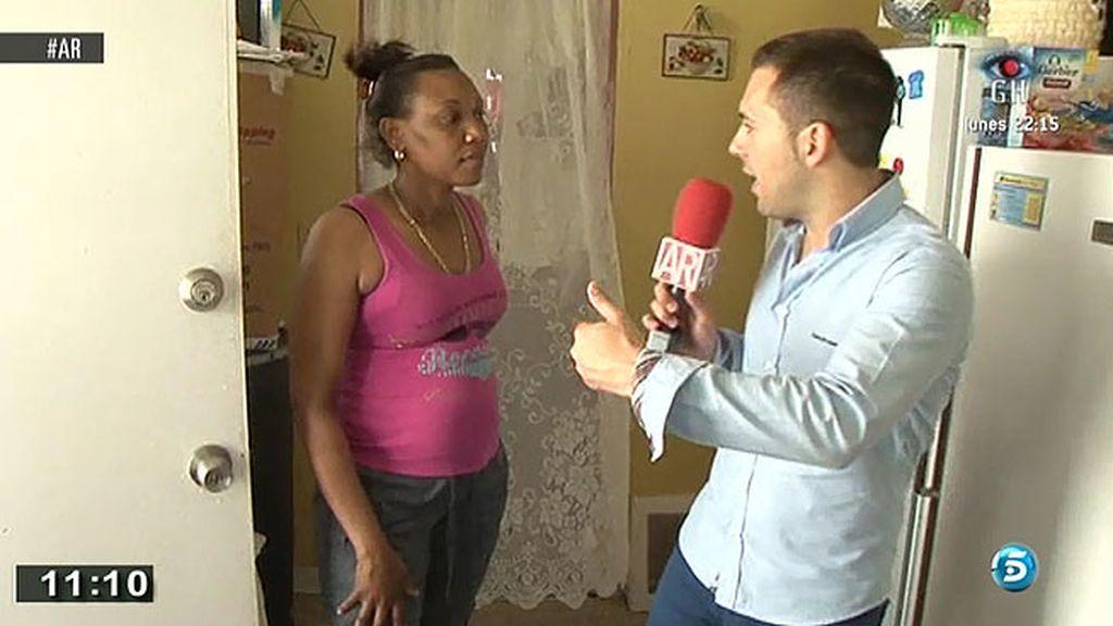 'AR' visita una casa igual a la de Ariel Castro