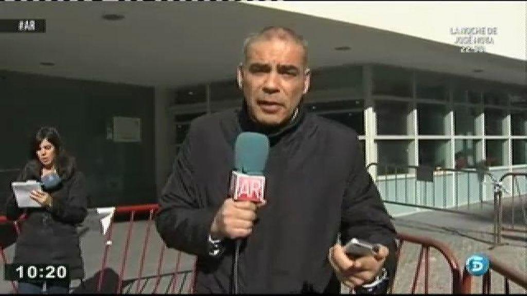 Un testigo asegura que sirvió una copa de Ballantines con coca - cola a Ortega y que éste no podía hablar la noche del accidente