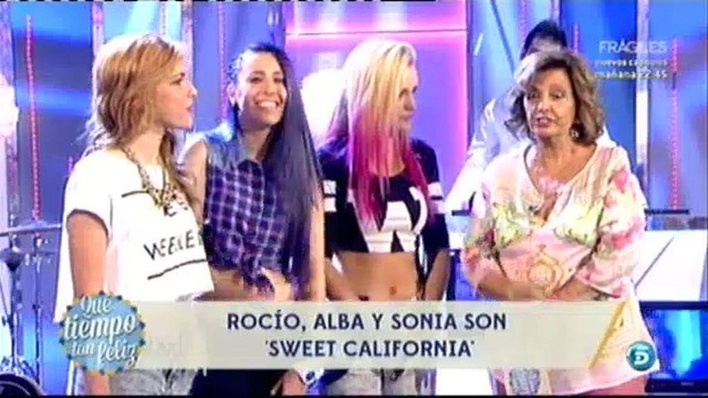 'Sweet California' presentan 'Infatuated'