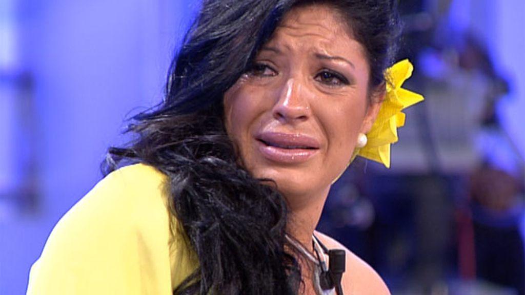 Las lágrimas de Raquel