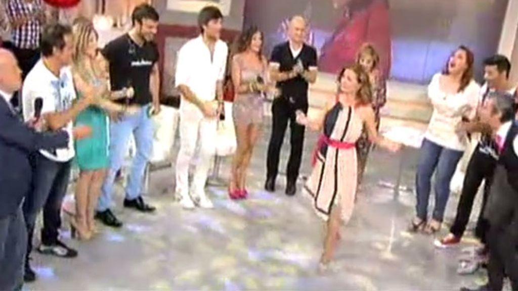¡Todo el mundo a bailar!