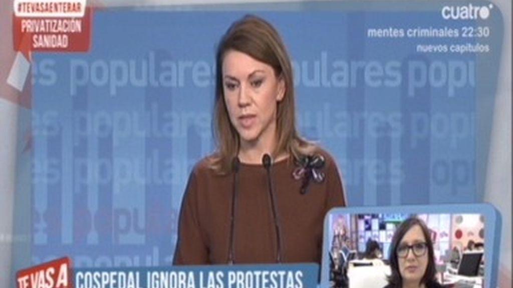 Cospedal cierra 21 centros de emergencias en Castilla-La Mancha
