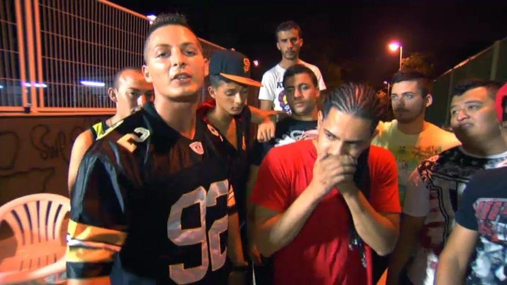 Nyno Vargas no ha roto el cordón umbilical que le une a su barrio
