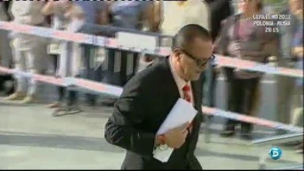 Las declaraciones de Julián Muñoz durante el juicio