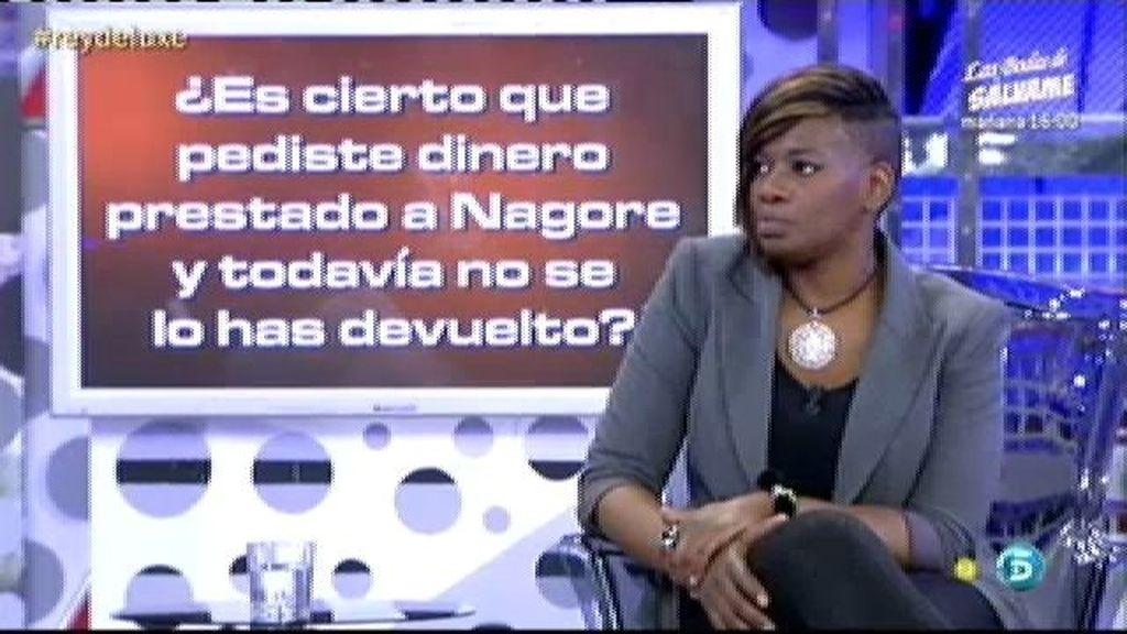 Carolina Sobe pidió dinero prestado a Nagore y todavía no se lo ha devuelto