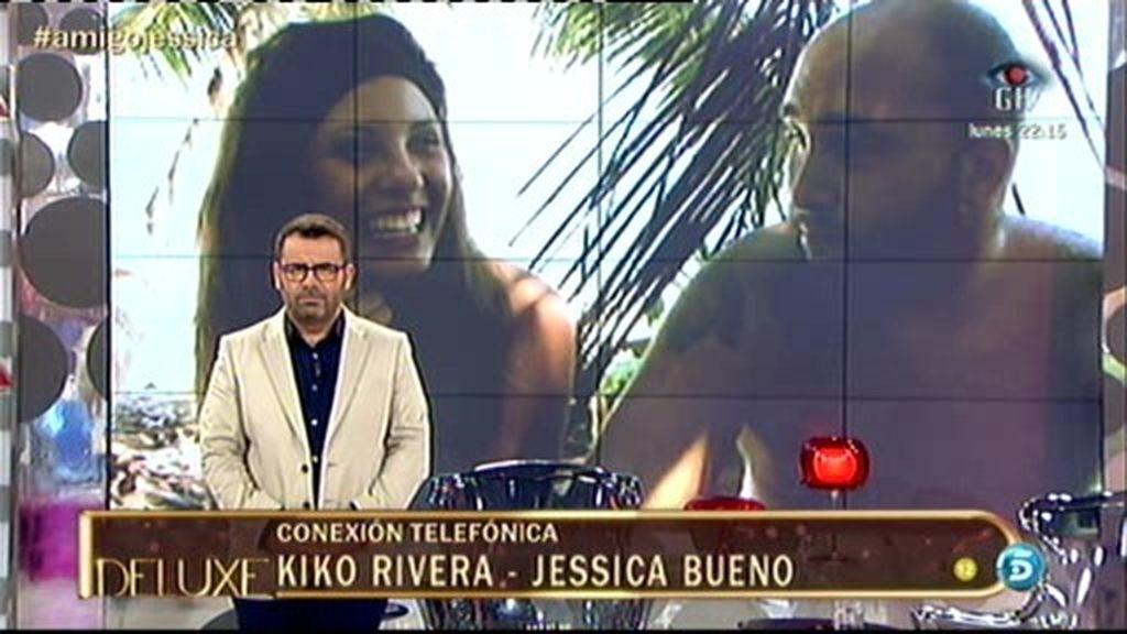 """Jessica Bueno, sobre su amigo: """"El padre y la abuela de mi hijo merecen respeto"""""""