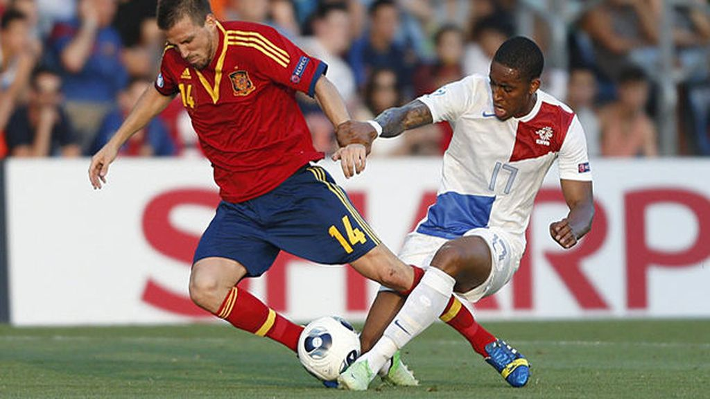 Resumen: España 3-0 Holanda