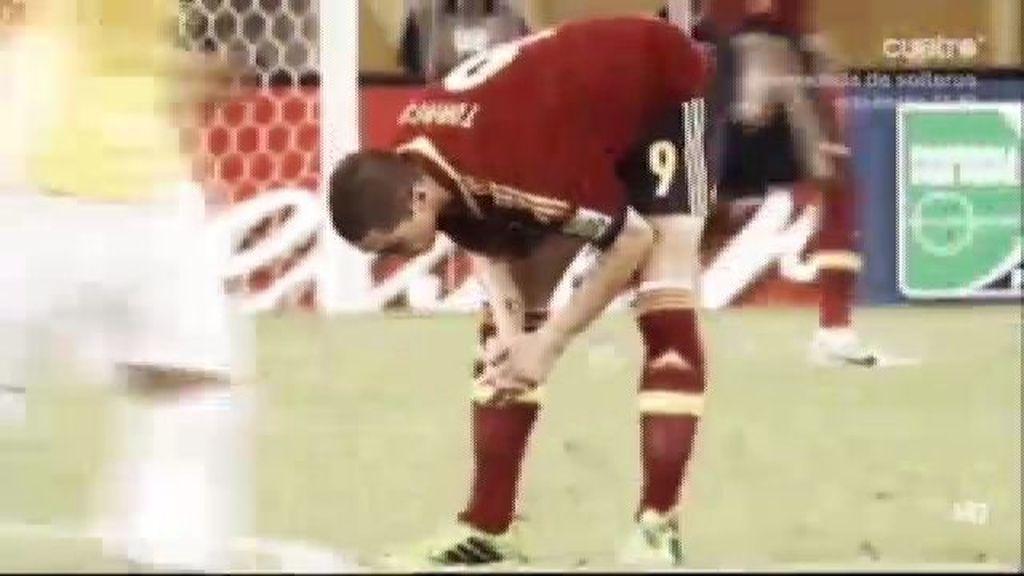 Torres, 'Bota de oro' que siembra dudas