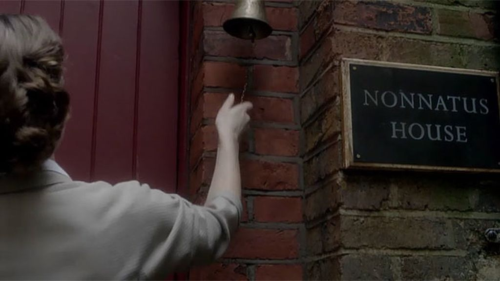 Jenny Lee llega a Nonnatus House