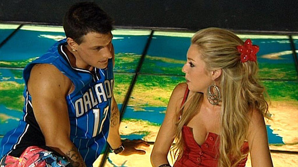 Ferchu y Abigail (03/08/2011)