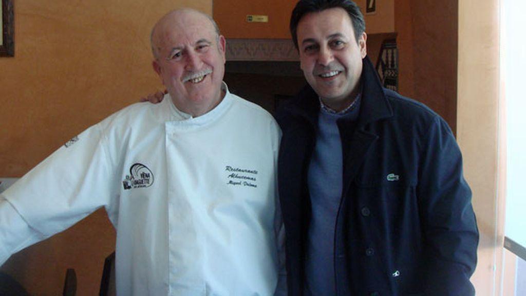 Don Miguel Palomo, el maestro de la mejor fritura andaluza