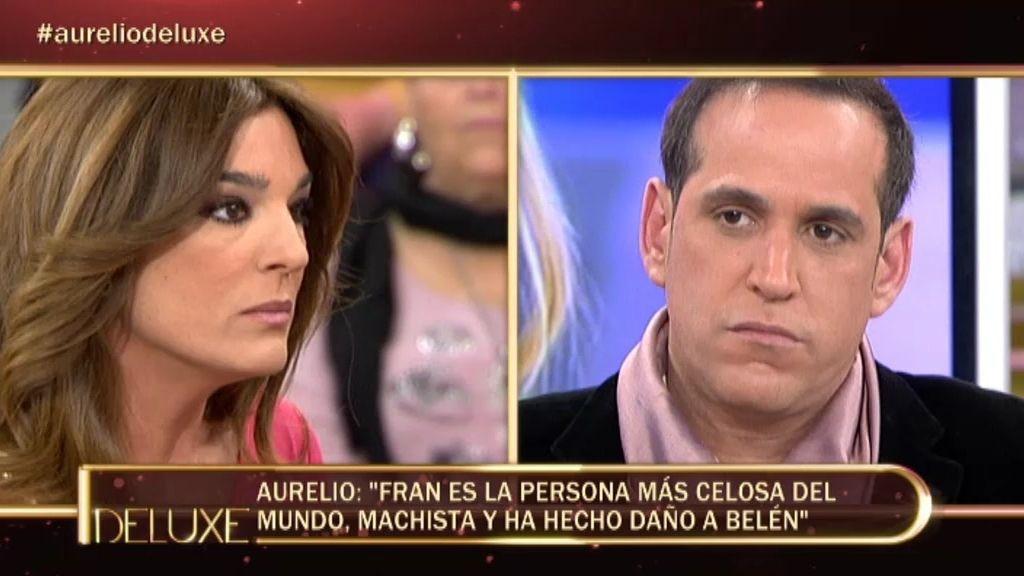 Raquel Bollo acusa a Aurelio Manzano de 'metemierda'