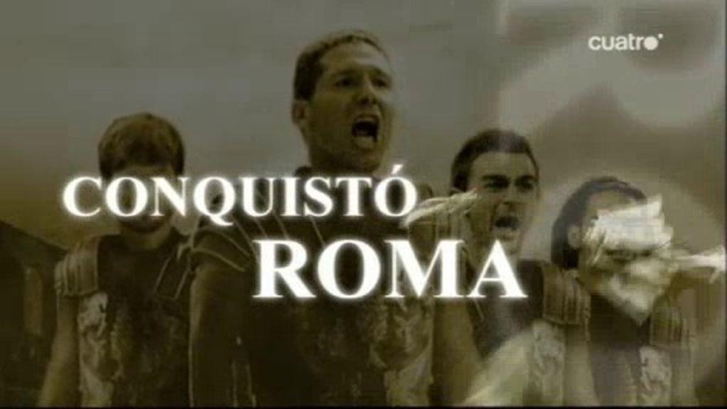 El Atleti conquistó Roma