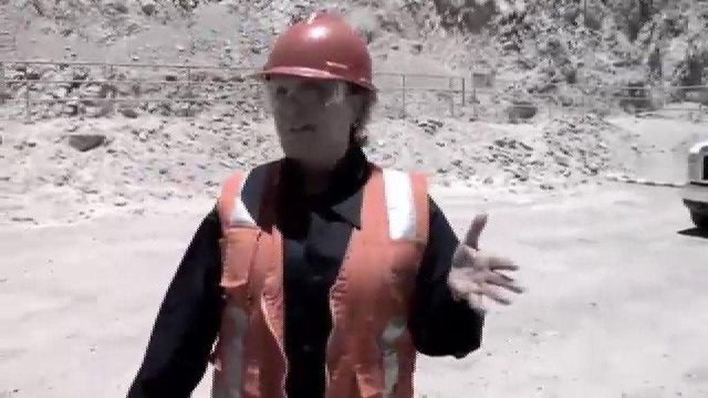 Descubrimos la Mina de Chuquicatama
