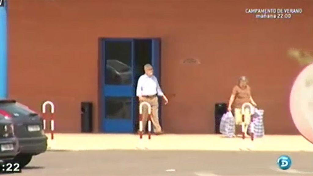 Primera visita a la cárcel de los padres de Bretón tras ser declarado culpable