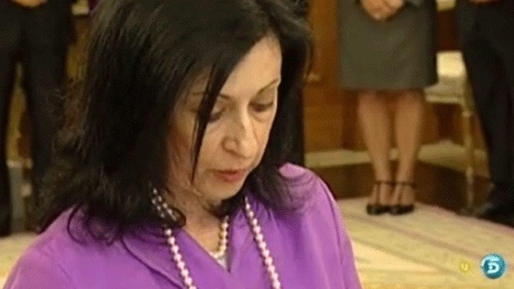 Margarita Robles, la otra vencedora de la guerra del CGPJ