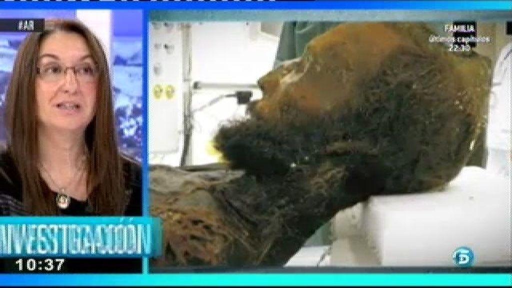 """Mari Mar Robledo: """"Las marcas en el cuello son compatibles con un estrangulamiento a lazo"""""""
