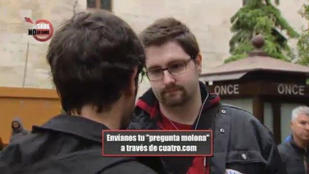 La pregunta molona de @UrkoSevillano