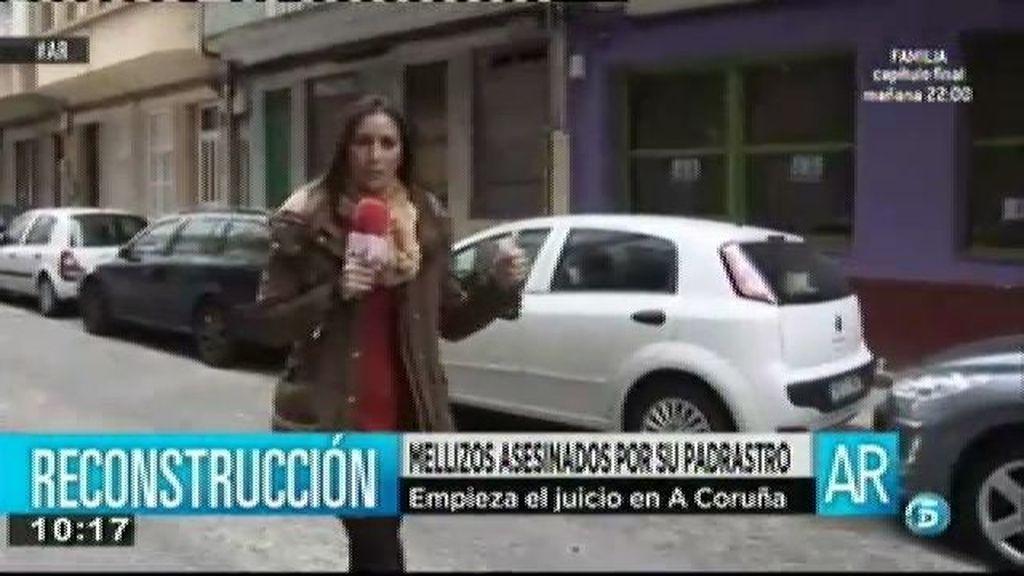 Comienza el juicio por el asesinato de dos mellizos en Coruña