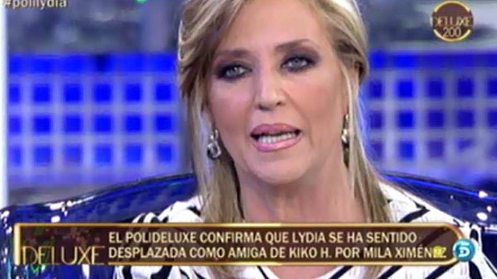 """Lydia Lozano: """"Echo muchísimo de menos a Kiko Hernández"""""""